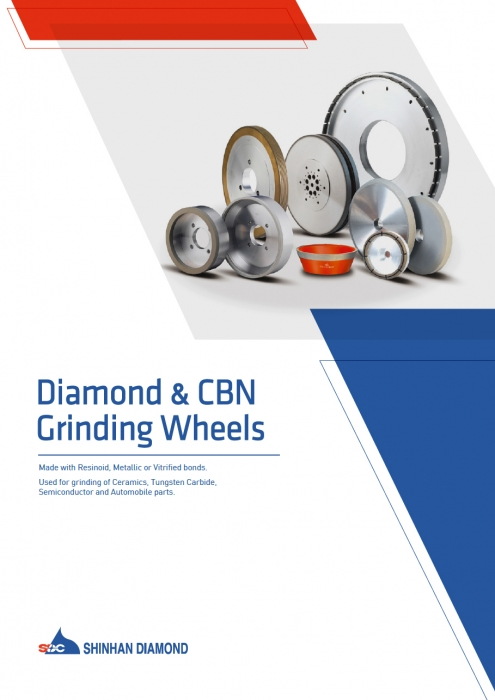 Diamond CBN Grinding Wheels